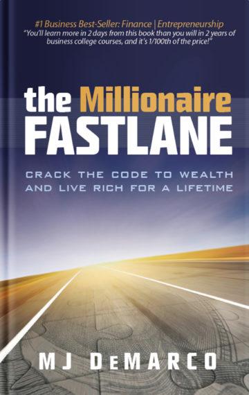 Fastlane Milionera Booknotes
